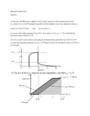 MSE 2610 Problem Set 3 Solutions