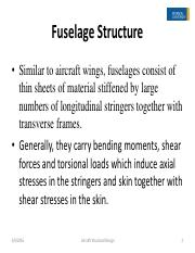 10-Fuselage-Structure