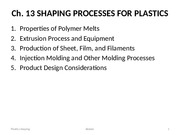 Topic18_Plastic Shaping