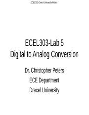 ECEL303 Lab 5.ppt