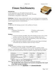 Smore_stoichiometry_key
