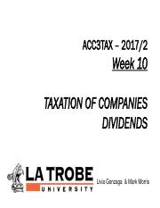 ACC3TAX S2 2017 Week 10 Companies and Dividends - LG.pdf