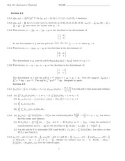 STAT 401 - Homework 5 with Answers
