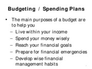 Financial Planning Basics _3 - Students