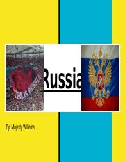 Russia Project