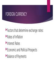 Chapter 23 Foreign Currency.pptx
