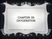 Chapter039-1 Oxygenation