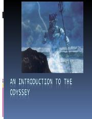 An_Introduction_to_the_Odyssey.ppt