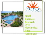 Small Business pacifica