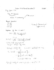 Lecture 28 (Student X)
