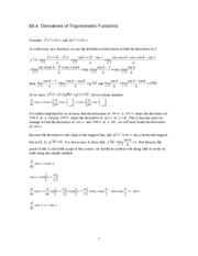 Math 1140  8.4 the Derivatives of Trigonometric Functions 083 (2)