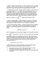 Physics 410 Homework 11