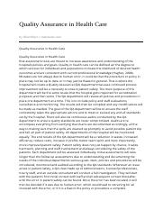 Quality_Assurance_in_Health_Care-02_17_2013