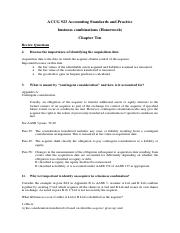 10_Business combinations_homework.pdf