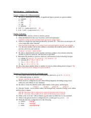 Semester Review Key - PAP Chemistry Fall Final Review ...