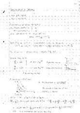 Exercise Sheet Problem Set 1 Solutions