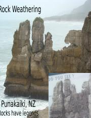 Rock weathering (1).ppt