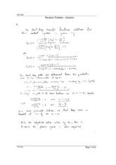 CHE456_Final_Revision_Problems_Solution