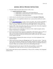 EDUC 624 Journal Article Review Instructions.doc