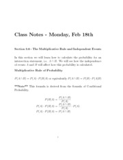 Math45476547Feb18thClassNotes