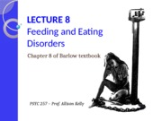 Lecture 11 - Eating disorders_PART 1_2015 FINAL FOR POSTING (1)