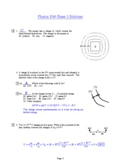 Exam3Solutions