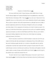 eber essay jackson fogerty professor bottai english h  3 pages 1984 essay