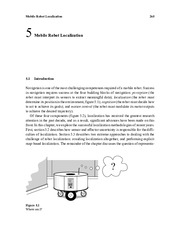 5 Mobile Robot Localization