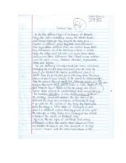 Trojan horse essay