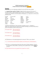 LINA01_Practice_exercises_for_final_answers pdf - LINA01