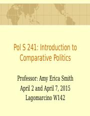 Pol S 241 Notes 4.2.15.pptx