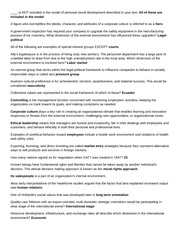 Police organizational structure essay