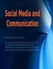 Socail Media And Communication ppt.pptx