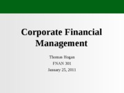 01_Corporate_Financial_Management