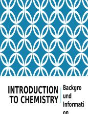 Introduction to Chemistry2 (1)