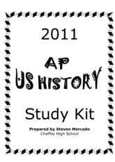 2011 Mercado APUS Study Guide