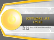 12. SOFTWARE LIFE CYCLE (2015-05-04) - Student