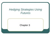 L4 Hedging Strategies Using Futures