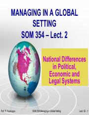SOM 354 - Lect 2 - National Differences Pol, Econ and Legal Systems.pdf