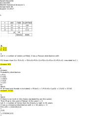 MA260 Statistical Analysis 1 Assignment 05.odt