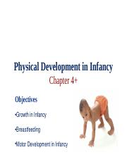 Ch 4 Physical Development in Infancy.ppt