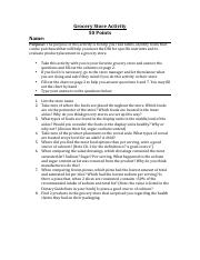 Grocery Store activity pdf chart.pdf
