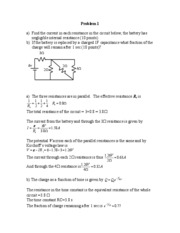 Solution sample final
