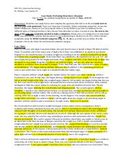 Psychology - Case Study 5 - Eating Disorders - 12-3-15.doc
