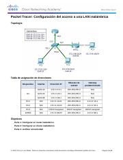 4.4.2.2 Packet Tracer - Configuring Wireless LAN Access Instructions.docx
