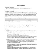 BS704 Assignment 10.docx