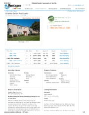 Hillsdale Garden Apartments in San Mateo, CA