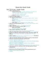 KINESIOLOGY 220  FINAL Review guide..pdf