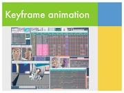 Notes on Keyframe Animation