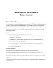 Accounting Information Systems.docx